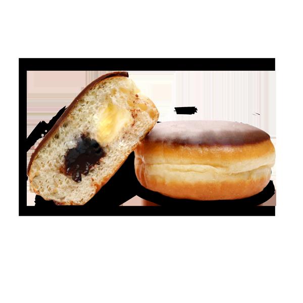 Bavarian-Cream-Filled-Chocolate-Donut